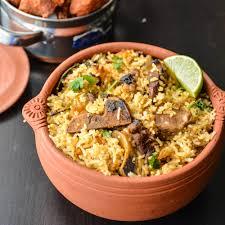 Ambur Mutton Biryani – Relish The Bite