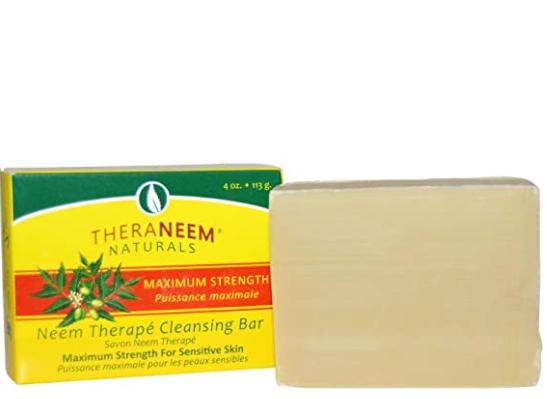 savon huile de neem