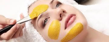 curcuma masque peau