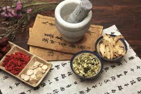 liste des plantes médicinales chinoises
