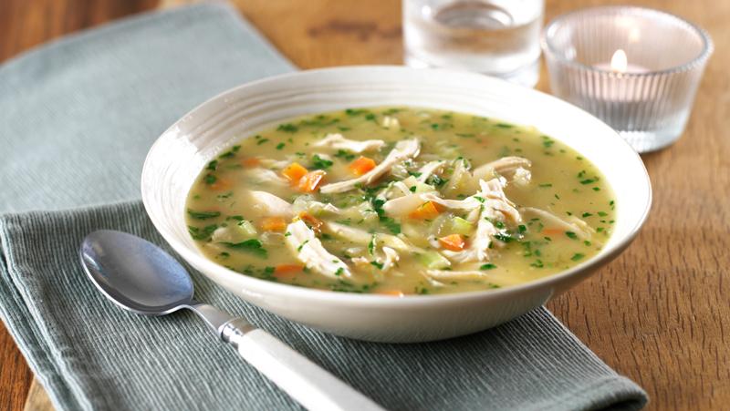 soupe de poulet un bon remede naturel pour le rhume