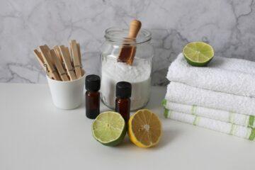 bicarbonate de soude et citron pour blanchir la peau